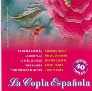 Copla Española